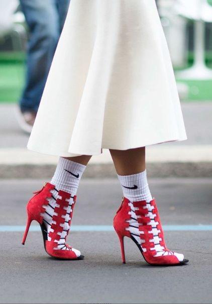 Calçados + Meias   Trend Scandal