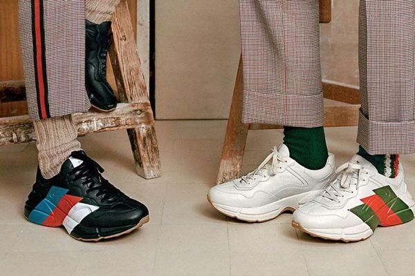 Dad sneaker ou Ugly sneaker | #EscolhaDoMaycon