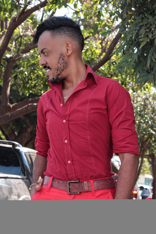 Meu look | #AllRed - MO Brand